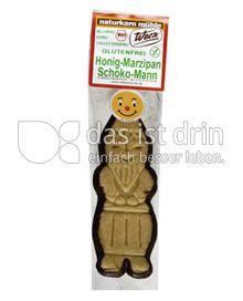 Produktabbildung: Werz Honig-Marzipan-Mann (Zwerg) 1 St.