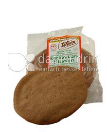 Produktabbildung: Werz Buchweizen-Fladen 150 g