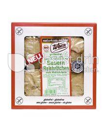 Produktabbildung: Werz Reis-Bauernbrötchen 4 St.