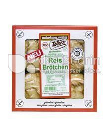 Produktabbildung: Werz Reis-Brötchen 4 St.