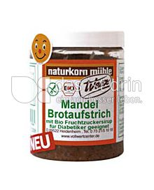 Produktabbildung: Werz Diät-Brotaufstrich Mandel 200 g