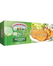 Produktabbildung: Schwarmstedter Kartoffel-Puffer 900 g