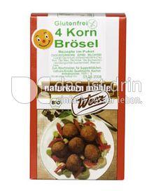 Produktabbildung: Werz 4-Korn-Vollkorn-Brösel 200 g
