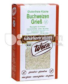 Produktabbildung: Werz Buchweizen-Grieß 250 g