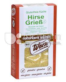 Produktabbildung: Werz Hirse-Grieß 250 g