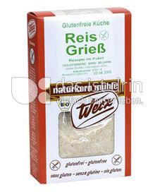Produktabbildung: Werz Reis-Grieß 250 g