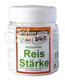 Produktabbildung: Werz Reis-Stärke 250 g
