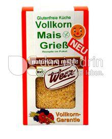 Produktabbildung: Werz Vollkorn-Mais-Grieß 500 g