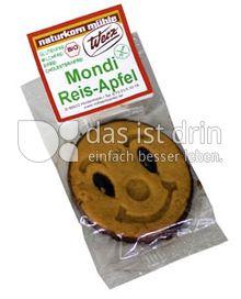 Produktabbildung: Werz Mondi Reis-Apfel 13 g