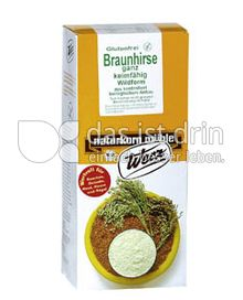 Produktabbildung: Werz Braunhirse ganz keimfähig 1000 g