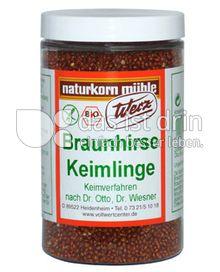 Produktabbildung: Werz Braunhirse-Keimlinge 175 g