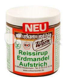 Produktabbildung: Werz Reissirup-Erdmandel-Aufstrich 300 g