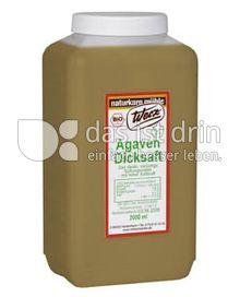 Produktabbildung: Werz Agaven-Dicksaft 2 kg
