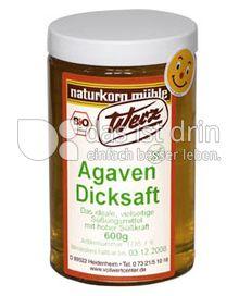 Produktabbildung: Werz Agaven-Dicksaft 600 g