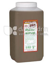 Produktabbildung: Werz Reissirup 2500 g