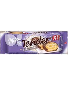 Produktabbildung: Milka Tender XL à la Tiramisu 250 g