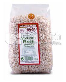 Produktabbildung: Werz Reis gepufft, ungesüßt 125 g