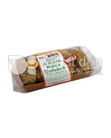 Produktabbildung: Werz 4-Korn-Käse-Gebäck 70 g
