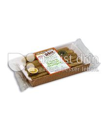 Produktabbildung: Werz 4-Korn-Vollkorn-Sesam-Stangen 100 g