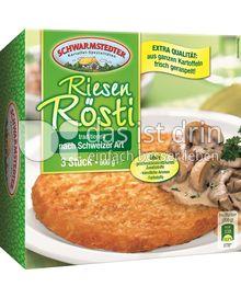 Produktabbildung: Schwarmstedter Riesen Rösti 600 g