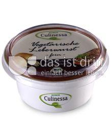Produktabbildung: BIONOR Culinessa Vegetarische Leberwurst -fein- 120 g