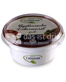 Produktabbildung: BIONOR Culinessa Vegetarische Leberwurst -grob- 120 g