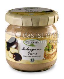 Produktabbildung: BIONOR Culinessa Auberginen-Creme 180 g