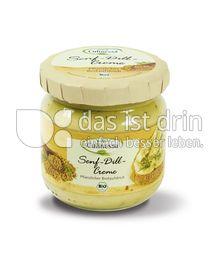 Produktabbildung: BIONOR Culinessa Senf-Dill-Creme 180 g