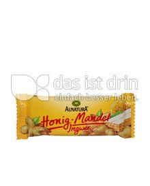 Produktabbildung: Alnatura Honig-Mandel Ingwer 40 g