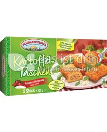 """Produktabbildung: Schwarmstedter Kartoffel-Taschen """"Tomate & Mozzarella"""" 300 g"""