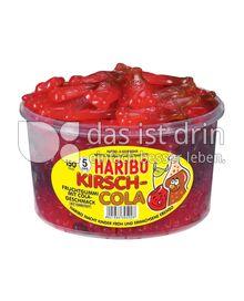 Produktabbildung: Haribo Kirsch-Cola 1350 g