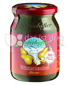 Produktabbildung: Grafschafter Winterzauber Birne 450 g