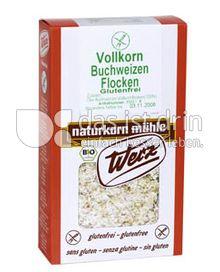 Produktabbildung: Werz Buchweizen-Vollkorn-Flocken 250 g