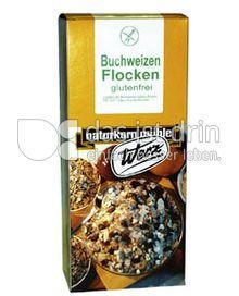 Produktabbildung: Werz Buchweizen-Vollkorn-Flocken 750 g