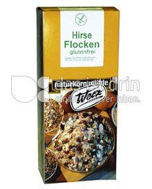Produktabbildung: Werz Hirse-Vollkorn-Flocken 750 g