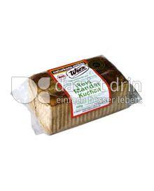 Produktabbildung: Werz Reis-Mandel-Kuchen 300 g
