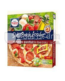 Produktabbildung: Original Wagner Die Backfrische Peperoni-Diavolo 340 g