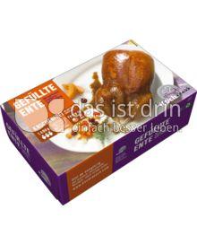 Produktabbildung: Kochrausch Gefüllte Ente mit Aprikosen-Cranberry-Apfel-Füllung 1400 g