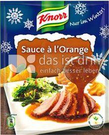 Produktabbildung: Knorr Sauce à l'Orange