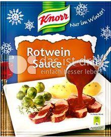 Produktabbildung: Knorr Rotwein Sauce