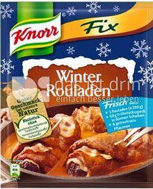 Produktabbildung: Knorr Fix für Winter Rouladen