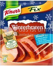 Produktabbildung: Knorr Fix für Winterbraten
