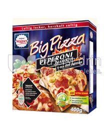 Produktabbildung: Original Wagner Big Pizza Peperoni Diavolo 400 g