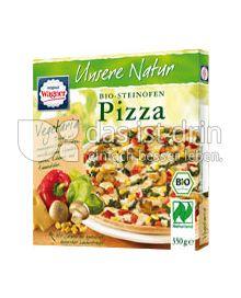 Produktabbildung: Original Wagner Unsere Natur Steinofen-Pizza Vegetaria 350 g