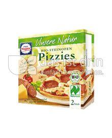 Produktabbildung: Original Wagner Unsere Natur Steinofen-Pizzies Salami 300 g