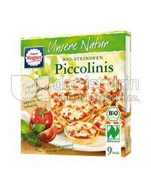 Produktabbildung: Original Wagner Unsere Natur Piccolinis Tomate-Mozzarella 270 g