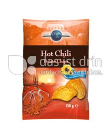 Produktabbildung: World of Chips Hot Chili Potato Chips 150 g