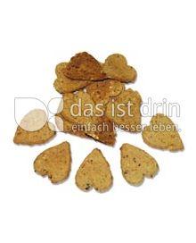 Produktabbildung: Werz 4-Korn-Vollkorn-Müsli-Keks 150 g