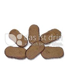 Produktabbildung: Werz Carob-Vollkorn-Zungen 100 g