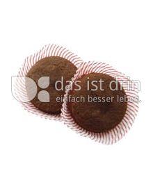 Produktabbildung: Werz Reis-Vollkorn-Schoko Muffins 2 St.